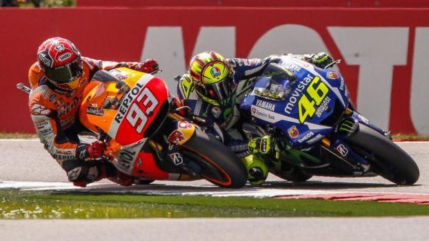 Rossi yakin Gelar Juara MotoGP 2016 Milik Marquez