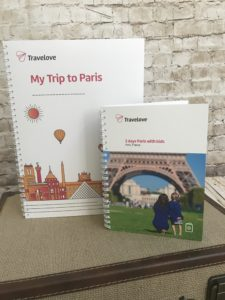 These 2 Books are just part of what make the City Family Kit from Travelove Awesome