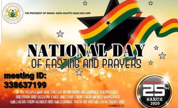 National Day Fasting and Prayer