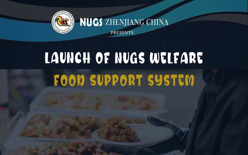 NUGS-Zhenjiang: Launch of NUGS Welfare Food Support System