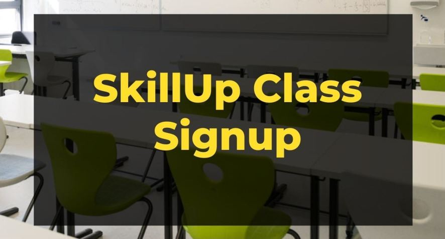 SkillUp Classes 2021
