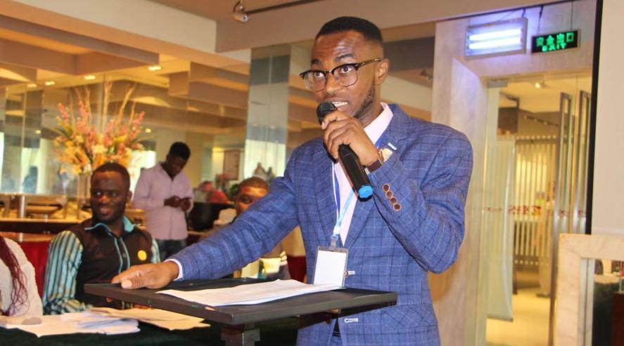 Spotlight on Bekoe Bernard Boamah