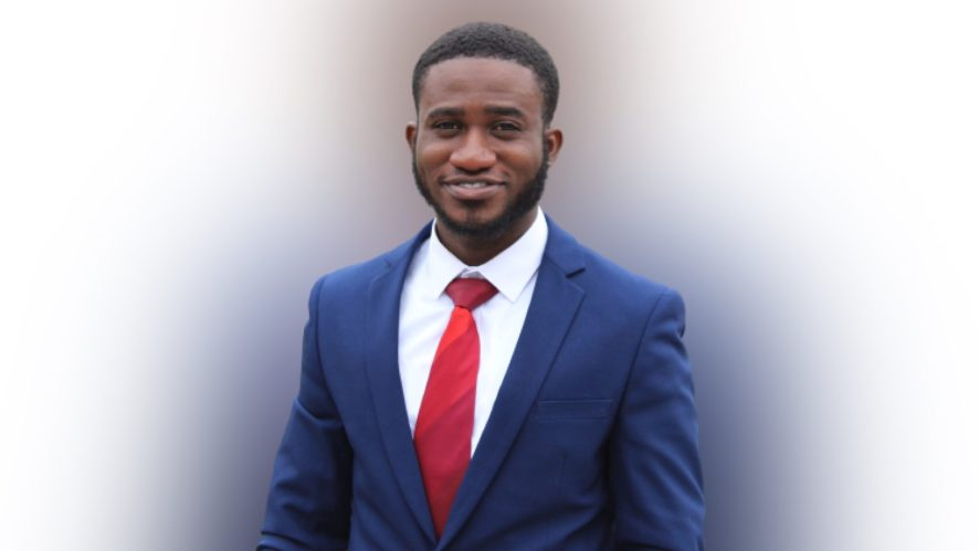 Collins Sey (2020/2021 National President)