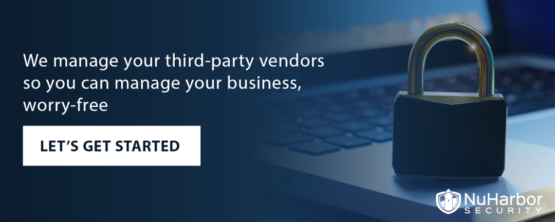 Third-Party Vendor Management