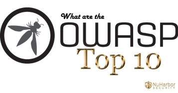 What are the OWASP Top 10 | NuHarbor Security