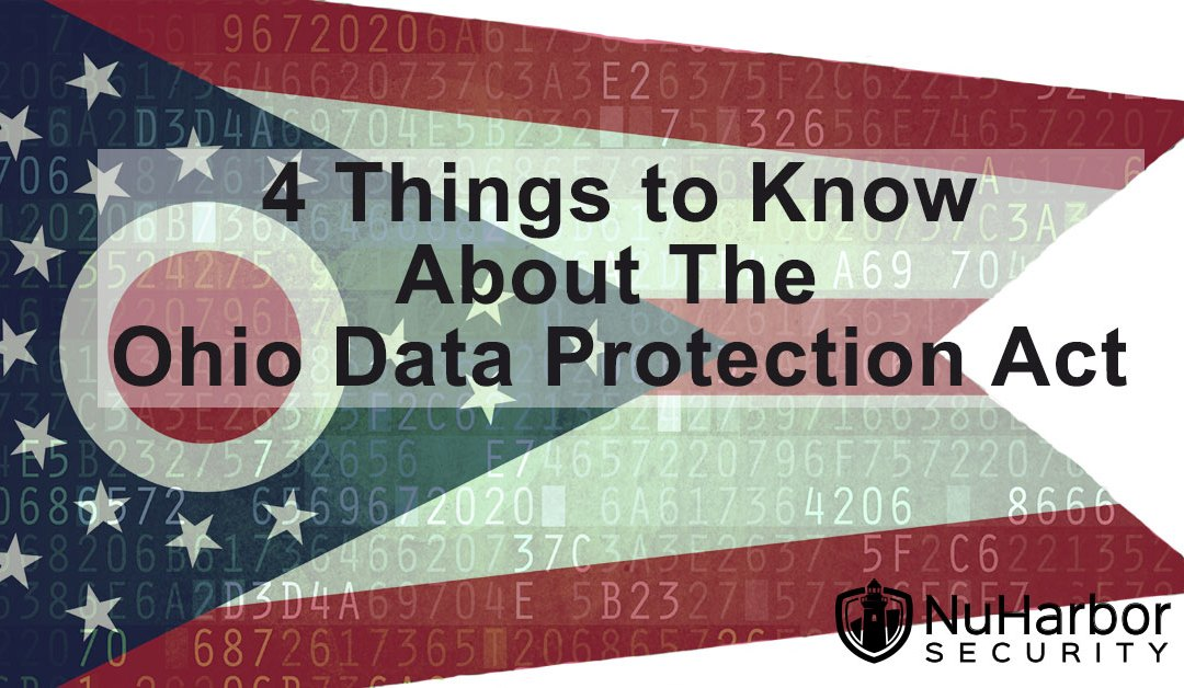 4 Things To Know About The Ohio Data Protection Act