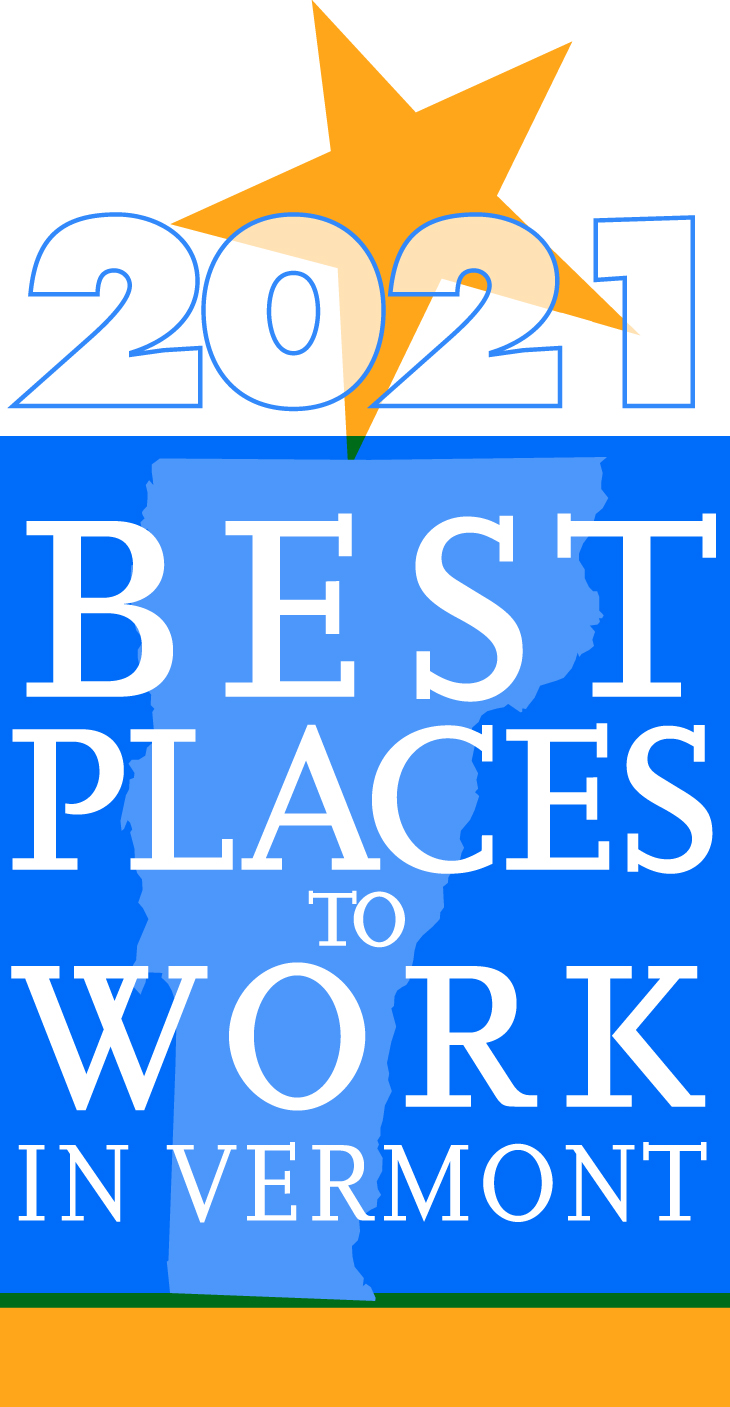 2020 Best Place To Work In Vermont Image