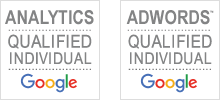 Google Analytics & Adwords Qualified Individual