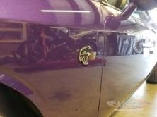 Dodge Hellcat Tint