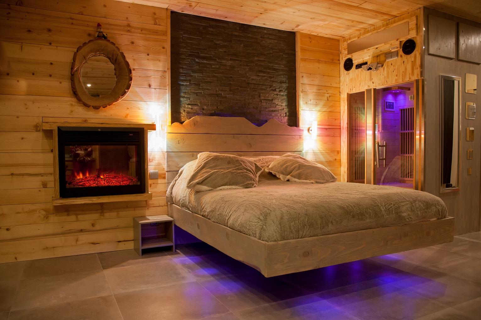 Suite Spa Ski Avec Sauna Et Jacuzzi Nuit D Amour
