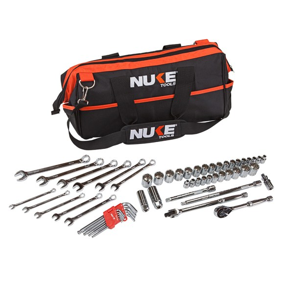 57 PIECE 3/8″ DRIVE METRIC TOOL KIT