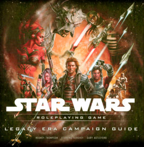 Cover art for the Legacy Era Campaign Guide