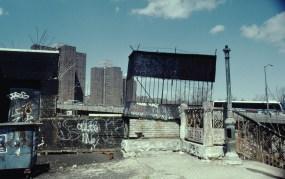 Stadt v. unten_Modernes Stilleben, New York