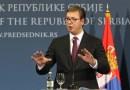 Vučić: Ubistvo Ivanovića teroristički čin, pronaći ćemo ubicu ili ubice