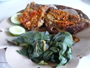 Salah satu menu andalan Kampoeng Semarang