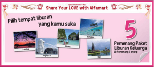 share your love alfamart