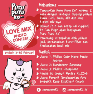 puru ko love mix photo contest