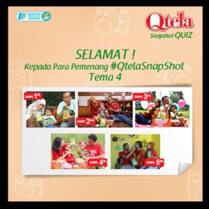 pemenang qtela snapshot tema 4
