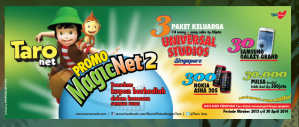 promo taro magic net 2