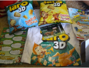 hadiah Taro 3D