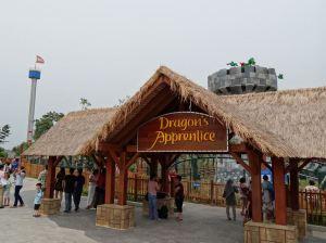 Dragons Apprentice Legoland Malaysia