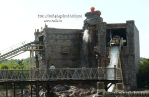 Dino Island Legoland Malaysia