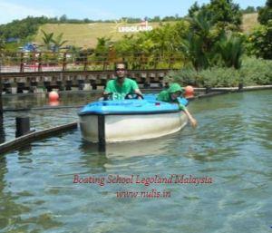 Boating School Legoland Malaysia