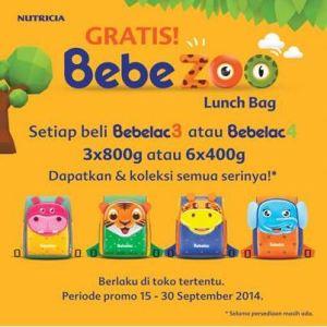 Bebezoo Lunch Bag