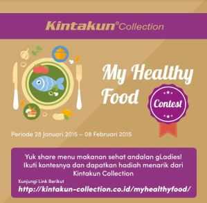 My Healthy Food Contest (Kintakun)