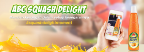 Pemenang ABC Squash Delight Moment