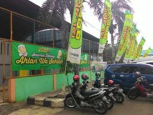 Islamic Book Fair Purwokerto 10-16 Mei 2015 GOR Satria Purwokerto