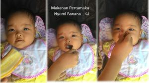 Baby Anin 6 month