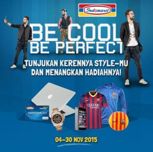 Be Cool Be Perfect, Tunjukan Keren Style Mu Raih Hadiahnya!