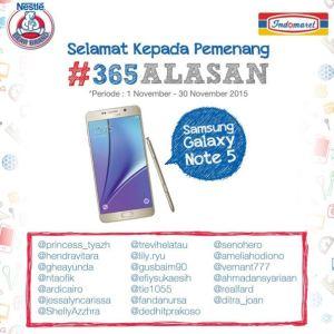 #365alasanindomaret