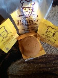 Rotiboy : Sensasi Kopi & Menteganya Nyatu Dilidah