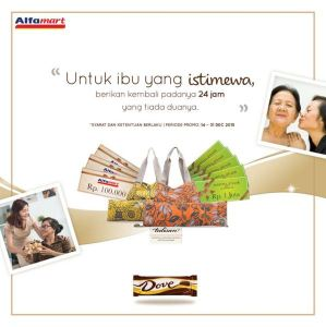 Mom Time Like No Other Berhadiah Voucher Belanja & Spa
