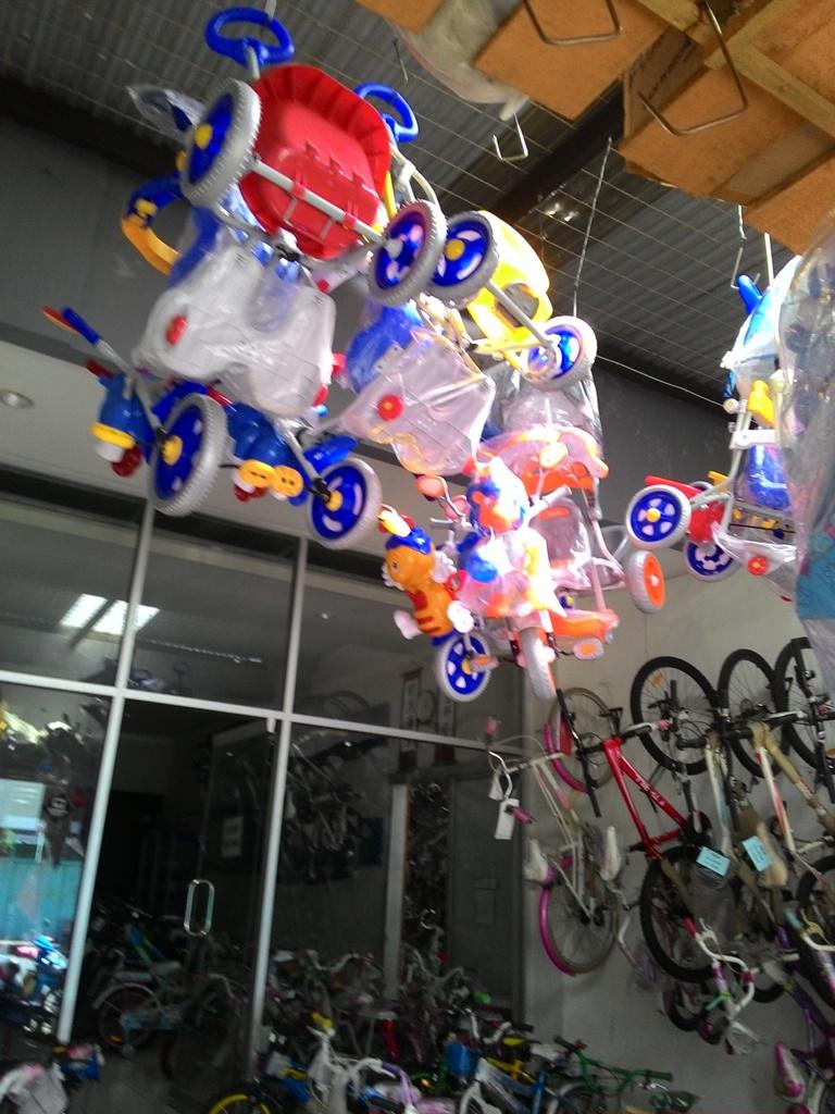 » Toko Sepeda Rukun Makmur Terkenal Murah & Lengkap Di