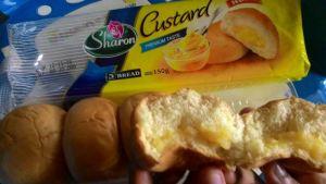 Sharon Custard Premium Taste : Masih Jauh Dari Kesan Premium