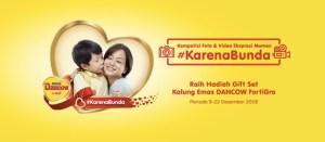 Mothers Day Activity Berhadiah Kalung Emas