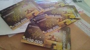 Voucher Indomaret 500K : Hadiah Belvita Semangat Pagimu