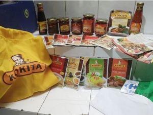 Paket Bumbu Masak Kokita : Hadiah Kreasi Seafood Kokita