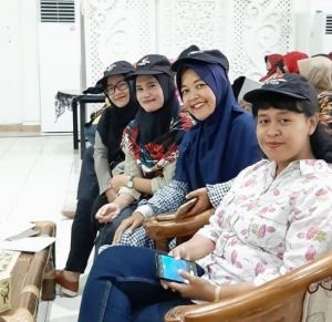 Rapat Kerja Taknis Tahapan Pemilu Panwaslucam Purwokerto Selatan Dengan Pengawas Pemilu Kelurahan Dan PTPS Sekecamatan Purwokerto Selatan