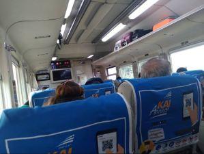 Argo Lawu, Kereta Api yang bikin pules ... Berapa Harga Tiketnya?