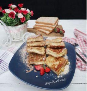 Roti Panggang Cereal Keju SGM