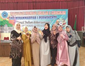 """Serasi Dalam Kebersamaan"" Sosialisasi Program Sekolah & Kurikulum SMP Muhammadiyah 1 Purwokerto"