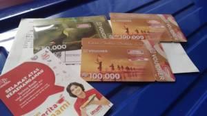 Voucher Indomaret 250 K Hadiah Cerita Umami