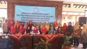 Pola Pengasuhan Anak Pada Keluarga Bagi Pengurus TP PKK Kelurahan Dan Pengurus TP PKK Kecamatan Purwokerto Selatan Kabupaten Banyumas