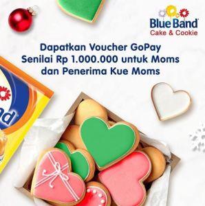 Bikin Lebih Spesial Bersama Blue Band Cake & Cookie Berhadiah Voucher Gopay
