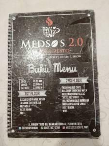 Harga-Harga Menu Di Medsos Cafe Purwokerto