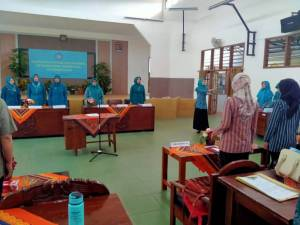 Pelantikan & Sertijab 3 Kelurahan Se Kecamatan Purwokerto Selatan : Berkoh, Purwokerto Kidul & Kulon